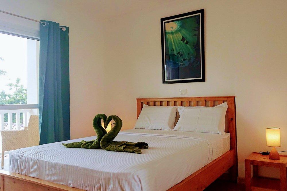 Deluxe Room at Cebu Seaview Dive Resort - Moalboal